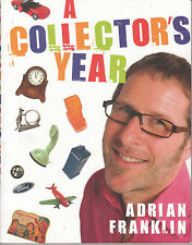 A Collector's Year by Adrian Franklin (Paperback, 2008) - AUST SELLER FAST POST!