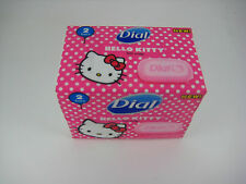 Hello Kitty - Dial Bar Soap - Package of 2 Bars (4.25oz each)