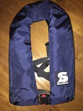 NOS Secumar Survival GOLF 275F Comfort Harness Protect Life Vest Jacket Safety