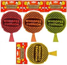 Whoopee Cushion Self Inflate Jumbo Woopee Whoopie Joke Fart 16cm New