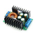 DC-DC CC CV Buck Converter Step-down Power Supply Module 7-32V to 0.8-28V 12A SS