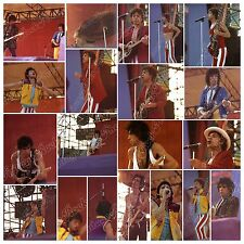 ROLLING STONES - Munich, Germany 10 june 1982 - Concert photo set 28 pictures