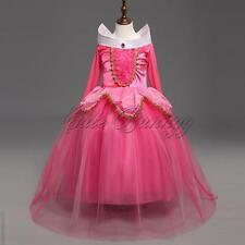 Toddler Girls Kids Princess Tutu Fancy Dress Clothes Cosplay Party Tulle Costume