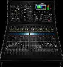 Midas M32R Digital Console with 40 Input Channels and 25 Mix Buses