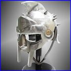 Gladiator Maximus Helmet (with free padded cap) larp / role-play / theatre