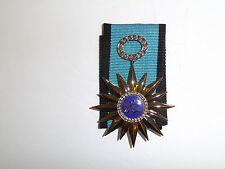 b5492 T'ai Federation Order of Military Merit medal Thailand Thai Vietnam ir12t