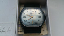 USSR NOS WATCH POBEDA New Old Stock Black Case