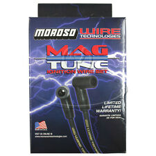 MADE IN USA Moroso Mag-Tune Spark Plug Wires Custom Fit Ignition Wire Set 9111M