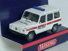 Wiking Puch G-Modell POLIZEI, Österreich - lim. Sondermodell - 1/87