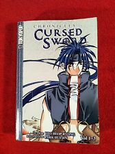 Chronicles Of The Cursed Sword Vols 1-3 Collection Illustrated Paperback