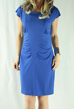 NWT WITCHERY Cobalt Blue Stretch Dress Size 10-12