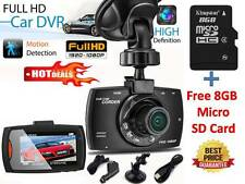 "New 1080P 2.7"" HD LCD Car Dash Camera Video DVR Cam Recorder Night Vision UK"