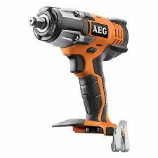 AEG CORDLESS IMPACT WRENCH 18VSkin Only Reversible Hook,BSS18C12Z-0 German Brand