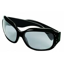 MSA Womens Fashion Sunglasses Safe & Sophisticated Black Tinted  Safety Shooting