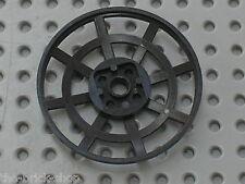 Parabole LEGO black round dish 4285b / Set 10179 7171 1793 4533 7678 7035 ...