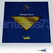 "RENATO ZERO ""THE GOLDEN REVIVAL II"" DOPPIO 12"" LIMITED"