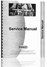 International Harvester 56T 56W Baler Service Manual (56T Baler | 56W Baler)