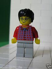 Lego Figur Harry Potter - mit roten Shirt  für Set 4728