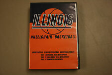 University of Illinois Wheelchair Basketball Instructional DVD set