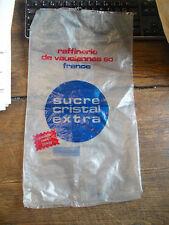 sac d'emballage raffineries de Vauciennes 60 sucre cristal extra - 5 kg