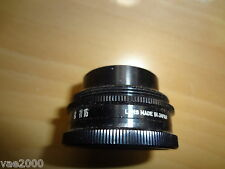 Vivitar 35 mm flat field lens lens for leica thread mount & f 3.5