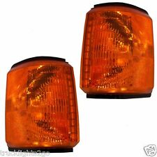COUNTRY COACH MAGNA 1996 1997 1998 PARK CORNER LAMPS LIGHTS RV - SET