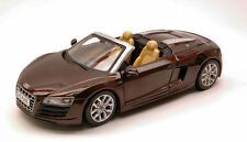Audi R8 Spyder 2009 Brown 1:24 Model MAISTO