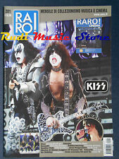 rivista RARO 201/2008 Kiss Nomadi Giorgia Golden Earring Bo Diddley  No cd