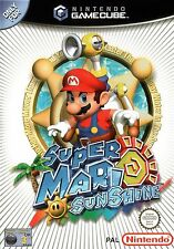 Super Mario Sunshine for GameCube and Wii Game - OZ SELLER FAST POST!
