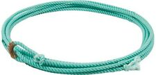 Kid Team Roping Rope Little Looper Turquoise Western Rodeo NWT Blue