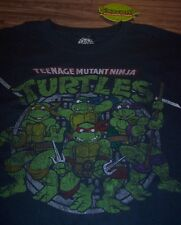 VINTAGE STYLE TEENAGE MUTANT NINJA TURTLES T-Shirt MEDIUM NEW w/ TAG