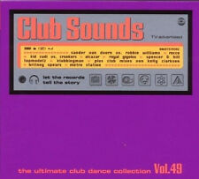 Club sounds 49 = rocco/Doorn/Ortega/CAREY/novaspace/brigands... = 3cd = groovesdeluxe!