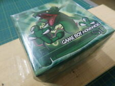 NEW Gameboy Advance SP Rayquaza Console System Japan *ONE IN STOCK SALE*