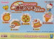 Sanrio Hello Kitty Cookie Keychain Mascot , 5pcs - Re-ment  #7