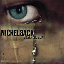 NICKELBACK - SILVER SIDE UP - CD ALBUM (2001) HOW YOU REMIND ME, NEVER AGAIN ETC