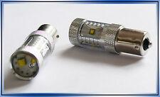 P21W BA15s 30W CREE HIGH POWER LED REVERS CAR XENON WHITE BULBS HYUNDAI 1