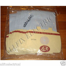 Electrolux D746 Vacuum Cleaner Bags - Economy Pack - Part #: 33366460