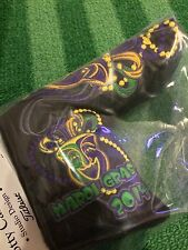 2014 Scotty Cameron Mardi Gras Limited Edition Putter Headcover SOLD OUT - NEW!