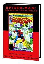 SPIDER-MAN: RETURN OF THE BURGLAR HARDCOVER Marvel Classic DM VARIANT #97 HC