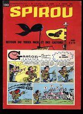 JOURNAL DE SPIROU N°1343  9 janvier 1964  complet +  Mini Récit n°199  DEVOS