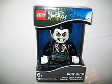 LEGO MONSTER FIGHTERS EVIL VAMPIRE LORD VAMPYRE DIGITAL ALARM CLOCK FIGURE NEW