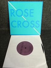 "Rose Cross – Self Titled 7"" Drugged Conscience – DCR#054 Punk"