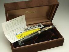 Pilot (NAMIKI) Custom 845 Broad-nib Ebonite Black Urushi Lacquer with converter