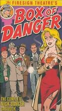 Box of Danger: The Complete Nick Danger Casebook [Box] by Firesign Theatre...