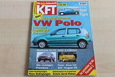 149771) Opel Tigra Neuvortellung - KFT 09/1994