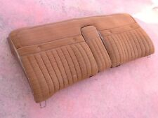Chrysler Valiant CL Regal Rear Seat
