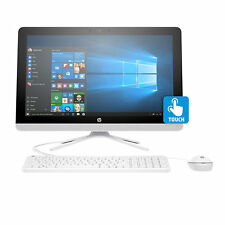 "New HP All-in-One 24"" Touchscreen A8-7410 2.5GHz Quad-Core 8GB 1TB AIO Computer"