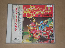 FRANK GAMBALE - NOTE WORKER - CD JAPAN