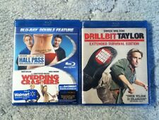 Hall Pass & Wedding Crashers + FREE / Drillbit Taylor  : 2 New Blu-ray
