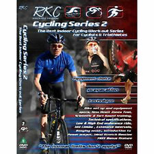 Rick Kiddle Cycling Series 2 - Indoor Cycling Workout - Triathlon - Rides - DVD